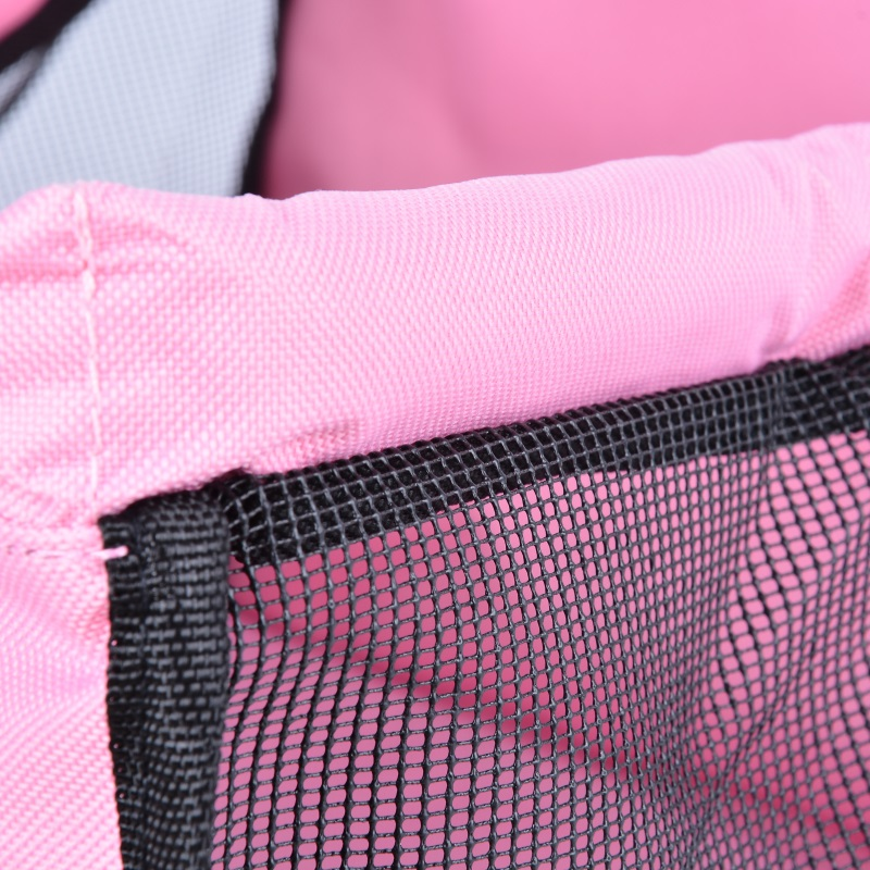 Travel Dog Car Carrier Seat Cover Folding Hammock Pet Carriers Bag Carrying For Dogs Cats Transportin Pet Basket Waterproof 14