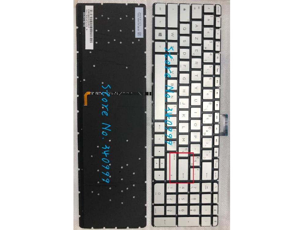NEW FOR HP 17-e076sf 17-e077sf 17-e079sf 17-e080sf Keyboard Frame French Clavier