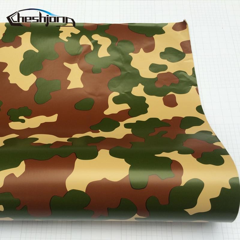 Camouflage-Camo-Air-Drain-Vinyl-Car-Wrap-Sticker-Bonnet-Hood-Boat-Laptop-Covering--05