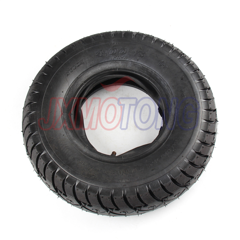 TYRE /& INNER TUBE 4.10 3.50-4 Innertube STRAIGHT VALVE WheelBarrow Wheels