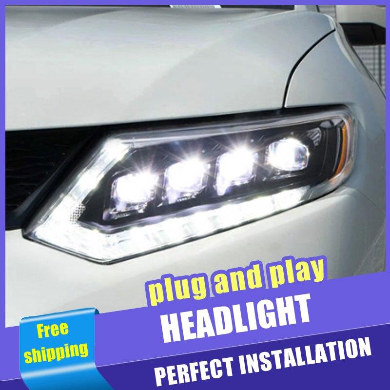 Fits Nissan Qashqai J10 White 4-LED Xenon ICE Side Light Beam Bulbs Pair Upgrade