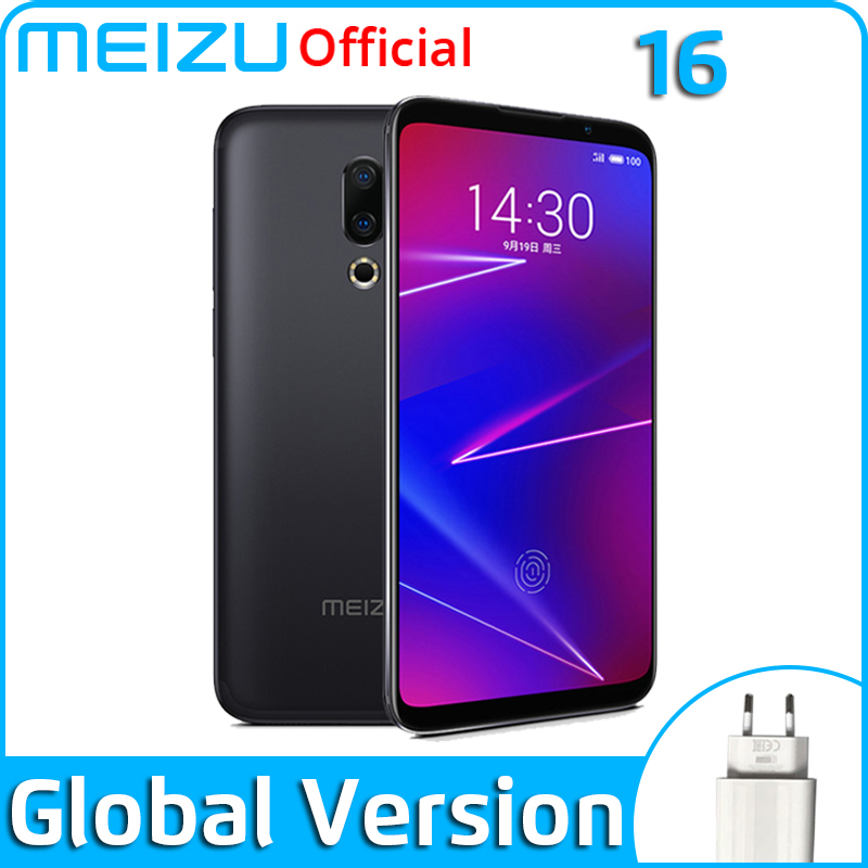 Meizu Snapdragon 710 16 6GB 64GB Global-Version WCDMA/LTE/GSM/CDMA Mcharge Octa Core title=