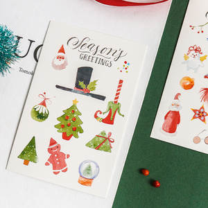 Postcards Christmas-...