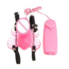 Buy Wearable Butterfly Vibrators massage wand Women Clitoris Vagina Stimulate Female Orgasm Sex Toy Product Remote Control