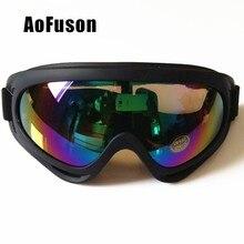 a2100effcb7c UV400 Ski Goggles Men Women Anti-fog Adult Winter Skiing Eyewear Snowboard  Snow Goggles 100% Anti-uv MTB Skate teens Glasses