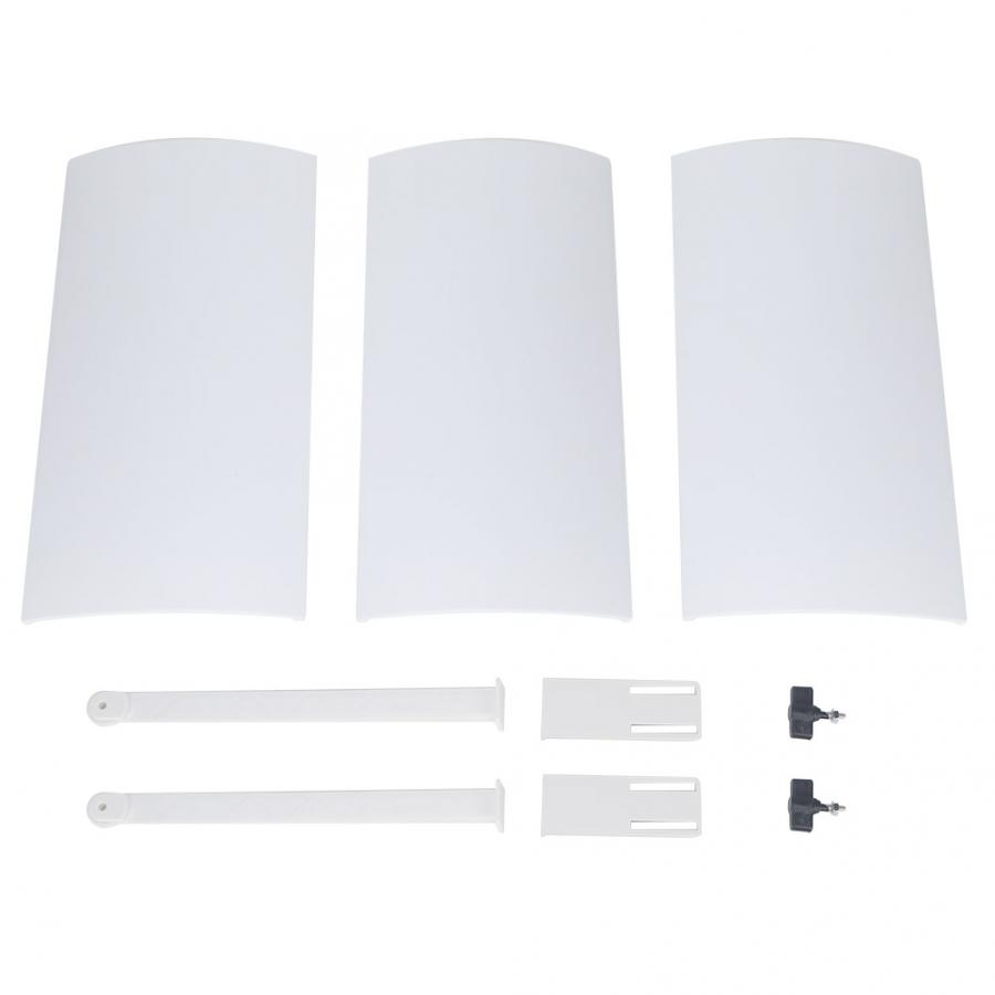 Air Conditioning Deflector Adjustable Windshield Baffle Anti-wind Shield Wind Guide for Home Hanging-type Air Conditioner new thumbnail