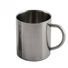 Coffee Mug Travel Tumbler Stainless-Steel 400ml Double-Wall Portable Mug-Cup 220ml 1