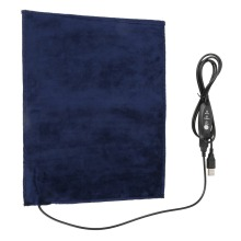 Pet-Warmer Heater-Pad Clothes-Seat Heating-Element Electric-Cloth USB 5V for 24x30cm