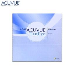 Контактные линзы 1-Day Acuvue TruEye (90 шт) R: 8.5