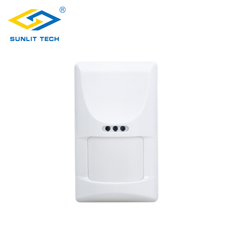 1/2/4/5/8/10pcs Wired 20KG Anti-Pet Immunity PIR Sensor Infrared Motion Detector for Smart Home Burglar Security Alarm System(China)