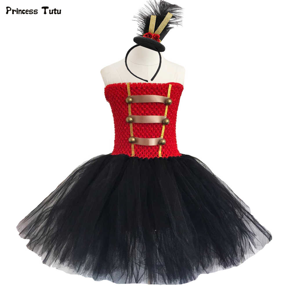 4d220b3a6 Detail Feedback Questions about Circus Ringmaster Tutu Dress Tulle ...