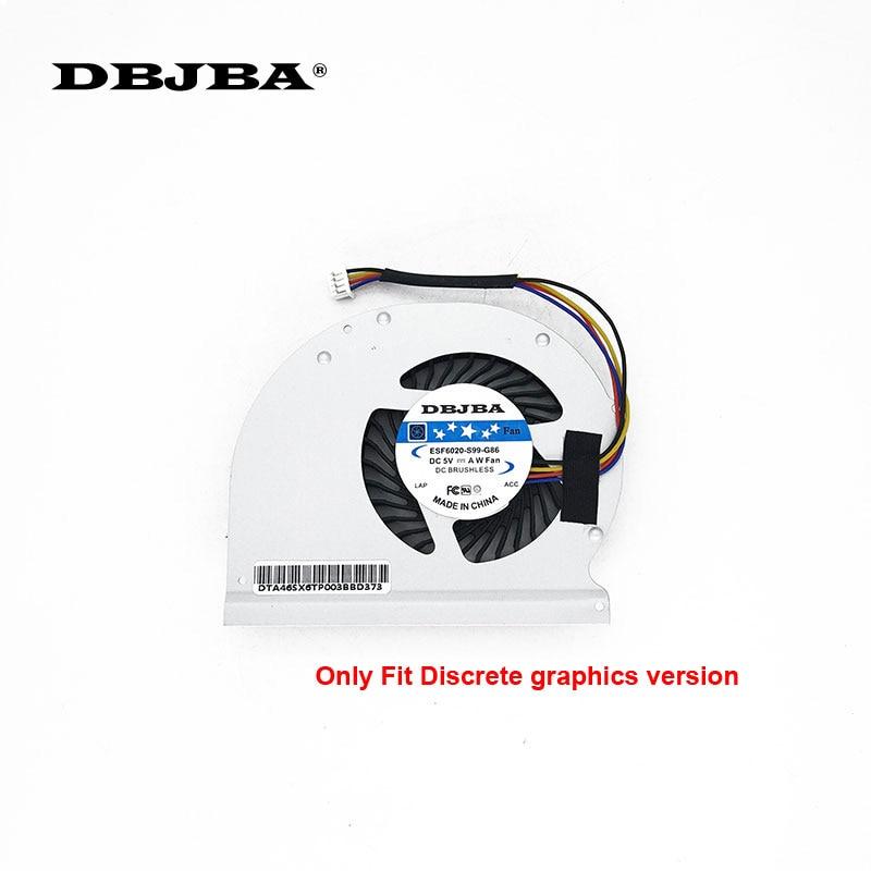NEW for dell Latitude E6430 cpu cooling fan 4-pin UMA DP//N 00XDK0 CN-00XDK0