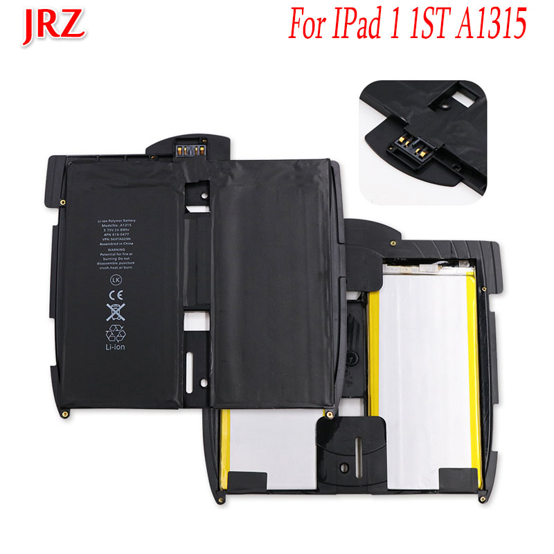 100/% NEW Battery Plastic Holder Case for Apple iPad 1 Wifi A1219 3G A1337