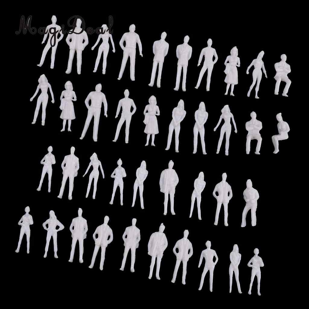 Detail Feedback Questions About 40pcs 1 50 1 75 Scale Unpainted