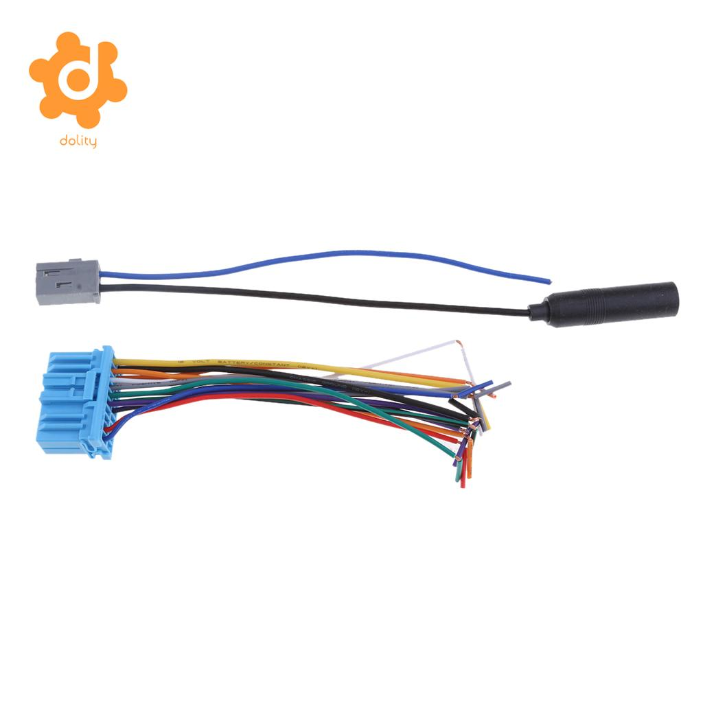 Buy Car Radio Wiring Harness Adapter For Suzuki And Get Free Stereo Iso Connector Cable Shipping On