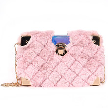dbb44a06d53b Online Get Cheap Faux Fur Handbag -Aliexpress.com