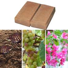 650g Coconut Fiber Brick Gardening Soil Vegetables Fiber Brick Reptile Lizard Turtle Snake Bedding(China)