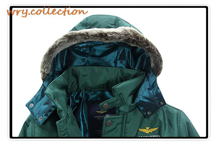 AERONAUTICA MILITARE coat,Italy brand jackets,winter jacket MAN clothes,thermal clothing S,M,L,XL,XXL 5 colors Free Shipping 15