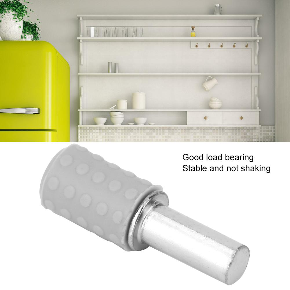 SHELF SUPPORT PINS STUDS METAL PEGS FITS 5MM HOLE SIZE BOOKCASE CABINET KITCHEN