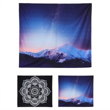 Hot Sale Large Wall Tapestry Bohemian Indian Mandala Wall Hanging Bedding Tapestry Wall Hanging(China)
