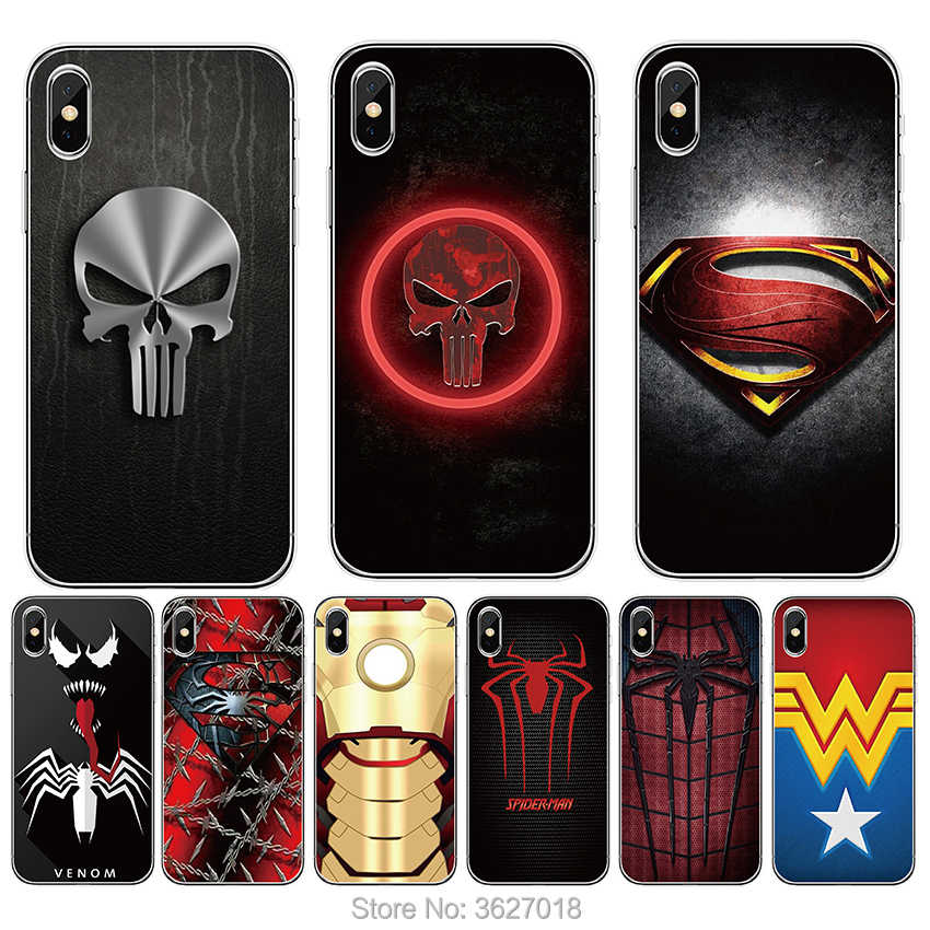 YAZHYUJE для Wiko Lenny 5 4 3 Jerry Tommy Harry Sunny 2 3 Plus View 2 Go XL U Feel Lite Super heros logo мягкие силиконовые чехлы из ТПУ