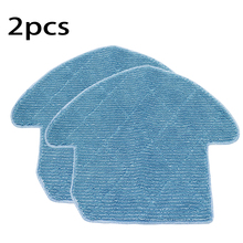 2pcs Mopping Cloth Chuwi ilife V7S Vacuum Cleaner Mop Accessories Part Mopping Cloth