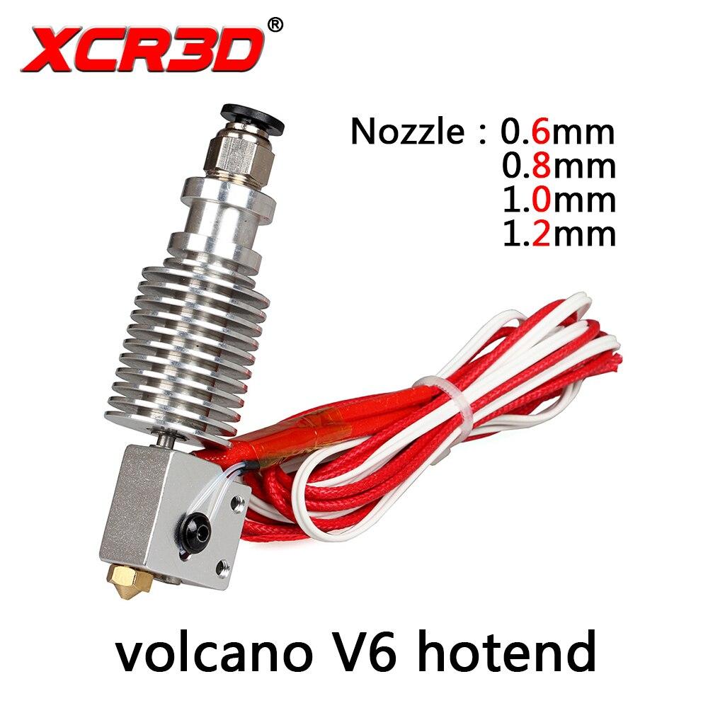 V5 V6 0.2-1.0mm Stainless Steel Extruder Nozzle 1.75 Filament 3D Printer in UK
