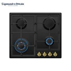 Газовая варочная поверхность Zigmund & Shtain GN 238.61 A