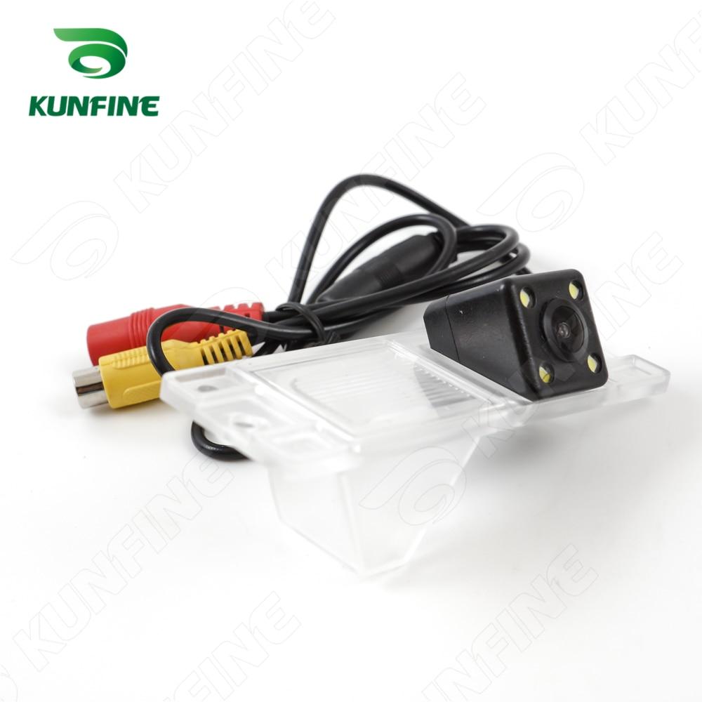 Wireless CCD Track Car Rear View Camera For Mitsubishi Pajero 09-12 Parking