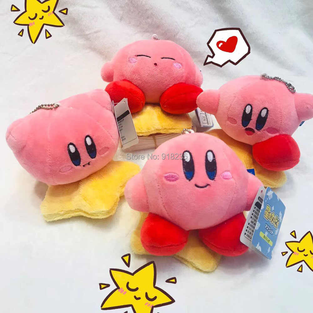 2pcs Cloudy Candy Waddle Dee 11CM Kirby Plush Doll New gift