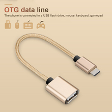 Type C USB 15 cm Male OTG Type-c Female Adapter Cord Huawei mate 20 pro micro usb adapter Tablet samsung s8 Smartphone
