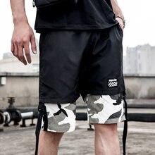 Promoção de Shorts Male Hip Hop - disconto promocional em AliExpress.com  62b1df43c0bed