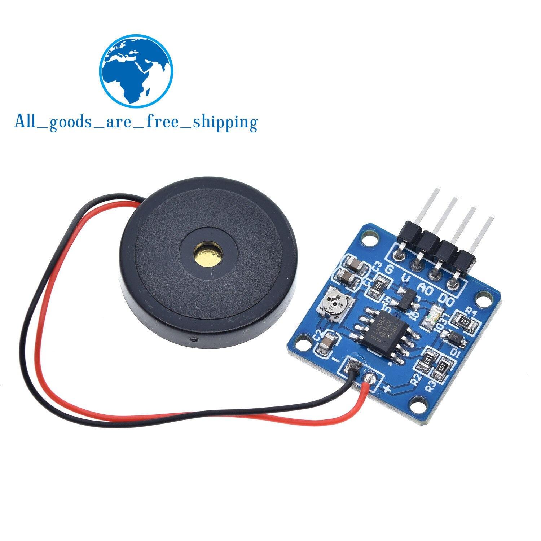 Vibration Switch Shock Sensor Module Alarm Module Arduino Compatible R3 Robot