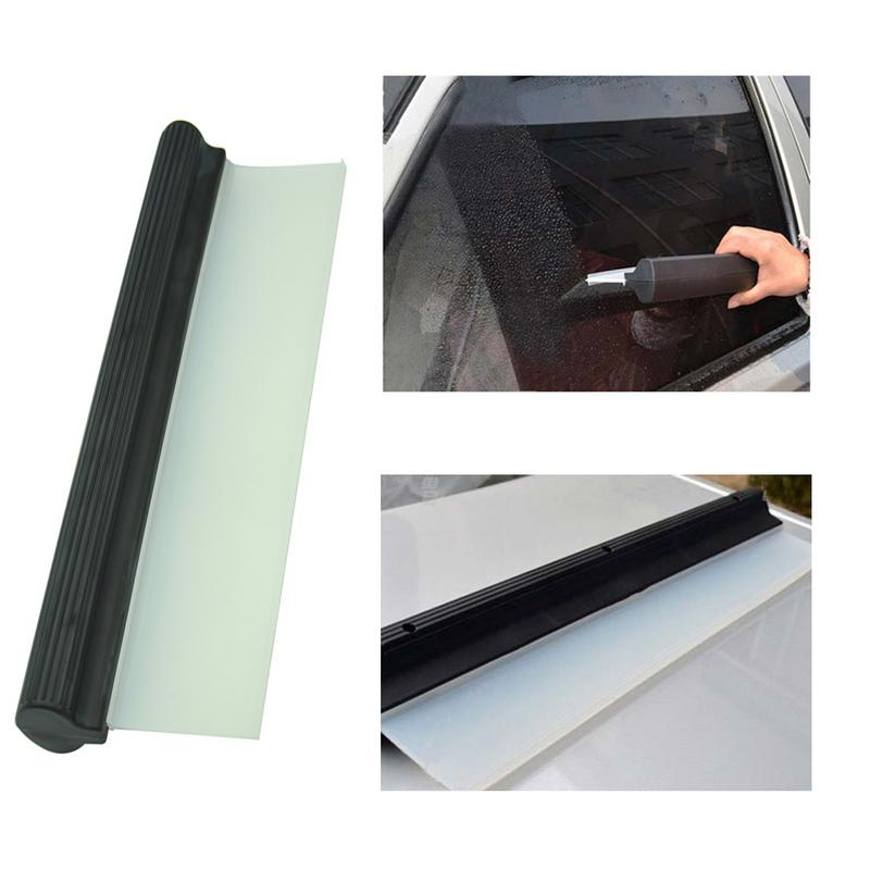 27cm Silicone Wiper Blade Car Wiper Car Window Scraper Glass Water Scraper Small Silicone Wiper(China)