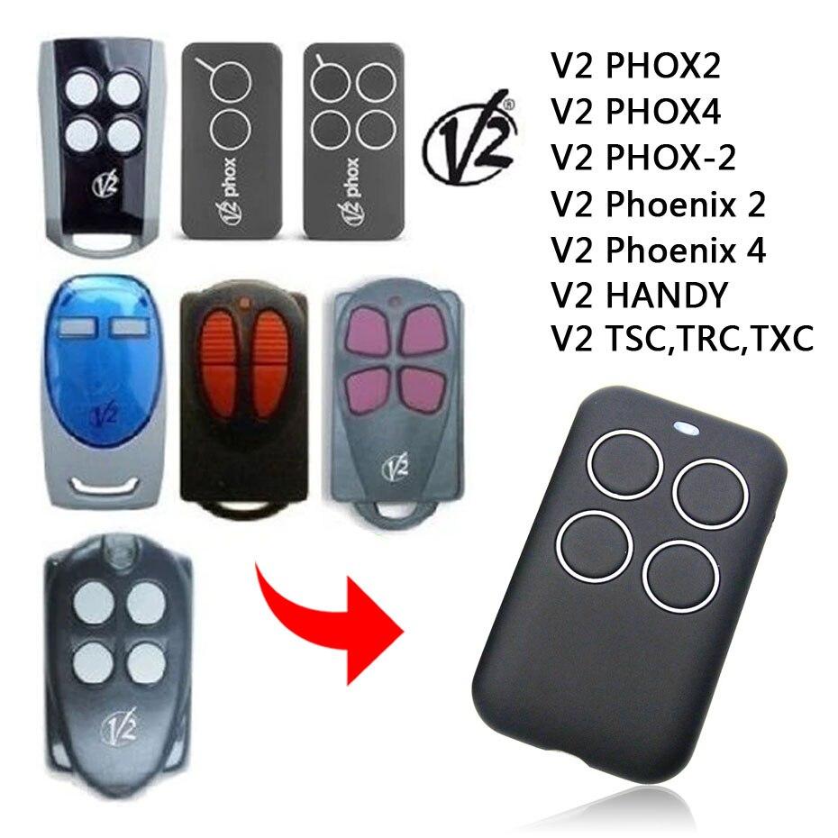 Télécommandes//Télécommande 433 Mhz Compatible Avec v2 TRC