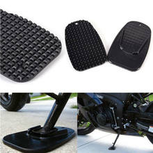 Motorcycle Accessories Side Kickstand Stand Extension Plate Pad Monopod support plate pad side bracket Universal(China)