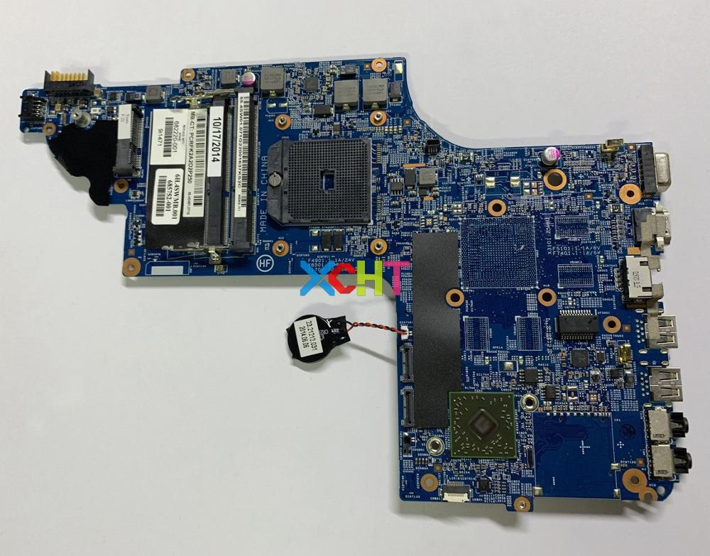 for HP DV7-7010US DV7-7023CL DV7-7115NR DV7-7121NR 682220-001 A70M UMA Laptop Motherboard Tested & Working Perfect
