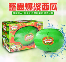 Novelty Party Game Children's Christmas Gift Board Game Children's Adult Games Popcorn Watermelon Smash(China)