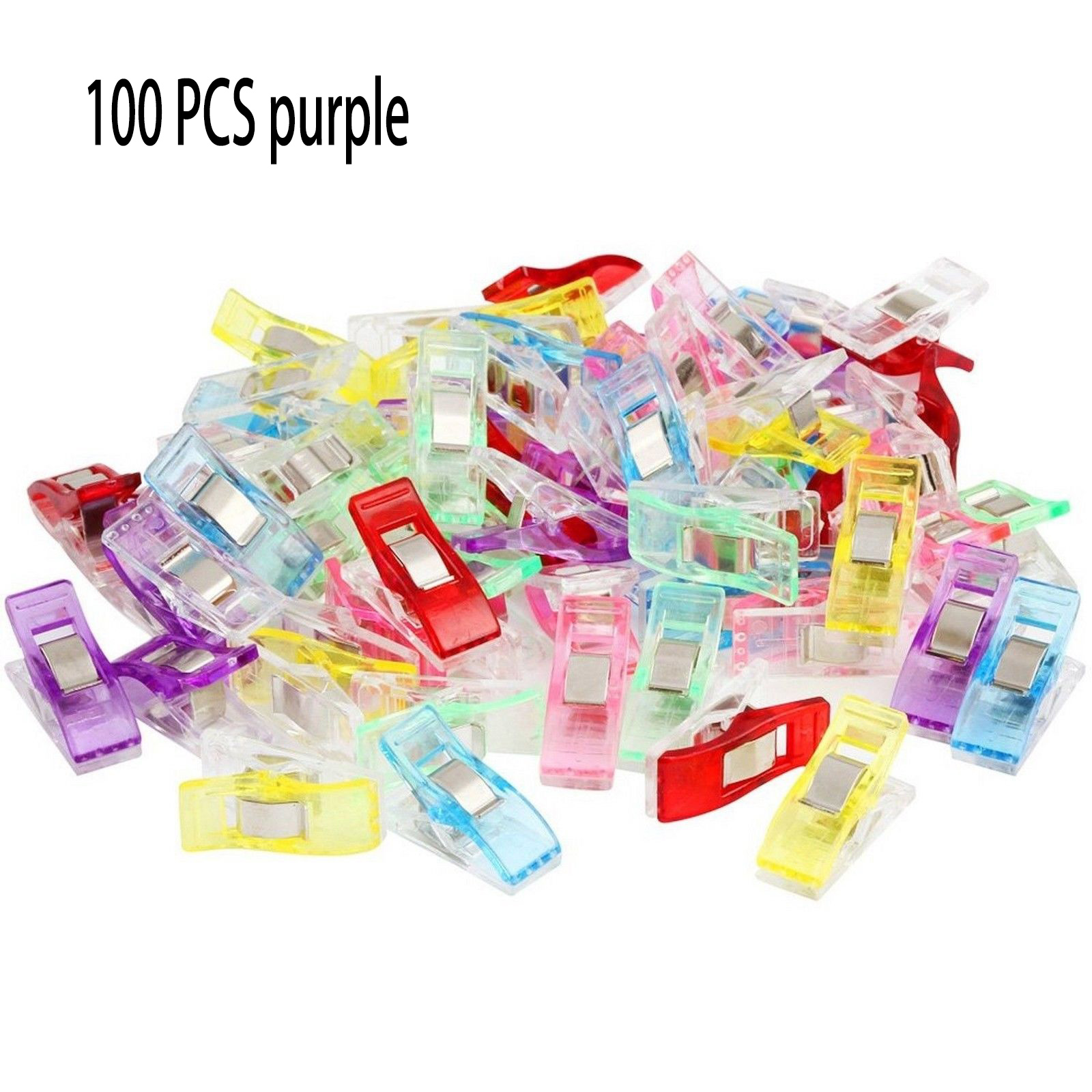 Craft Clips Sewing Quilting Clips Pins 50 Wonder Clips Binding Clips