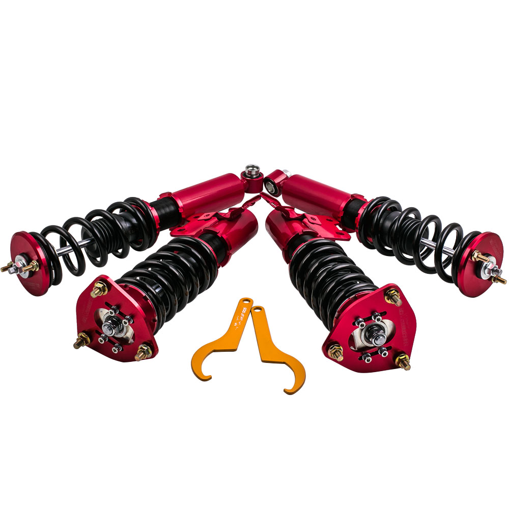 Racing Coilovers JDMSPEED For Nissan 89–98 S13 89-94 Shocks 180SX 240SX 240SX