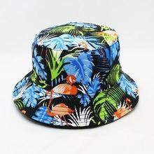 Stampato Floreale Due lati Pescatore Cappello Della Benna di Estate Delle  Donne Tesa Larga di Pesca Impermeabile cappelli di Sun. 9776f60a6935