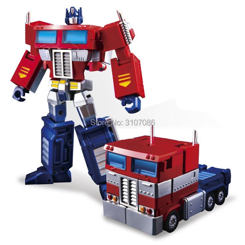 KBB Transformers GT-05 Optimus Prime MP-10 G1 Pocket Size Combat commander 12cm