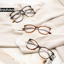 cc3c5b8213 Acetate Optical Glasses Frame Men Thom Square Prescription Eyeglasses 2018  Women Metal Myopia Spectacles Stainless Steel Eyewear