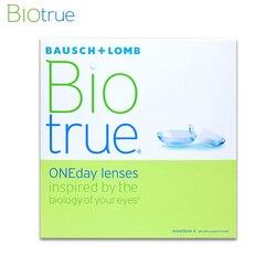 Контактные линзы Biotrue ONEday (90 шт) R: 8.6