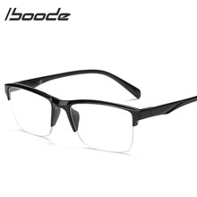33600db034 iboode Half Frame Reading Glasses Ultralight Reader Magnifier 0.25 0.5 0.75 1.0  1.25 1.5 1.75 2.0 2.25 2.75 3 3.25 3.5 3.75 4.0