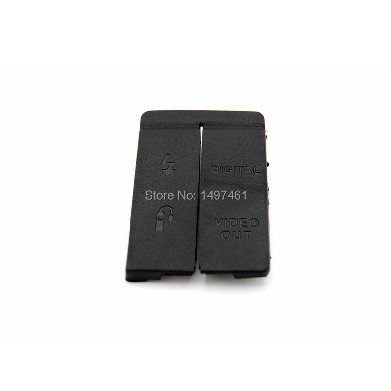 High-quality NEW USB HDMI Interface Rubber Cover for Canon EOS 5D Mark II 5D2