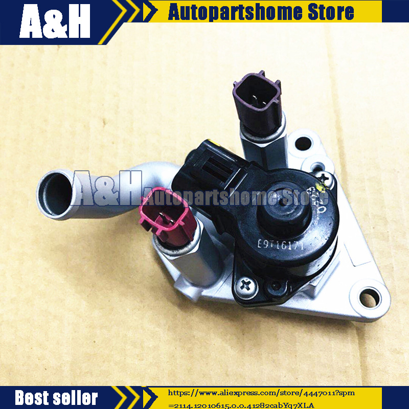 93-97 Nissan Altima 2.4L Idle Speed Air Control Valve Motor Sensor IAC IACV OEM