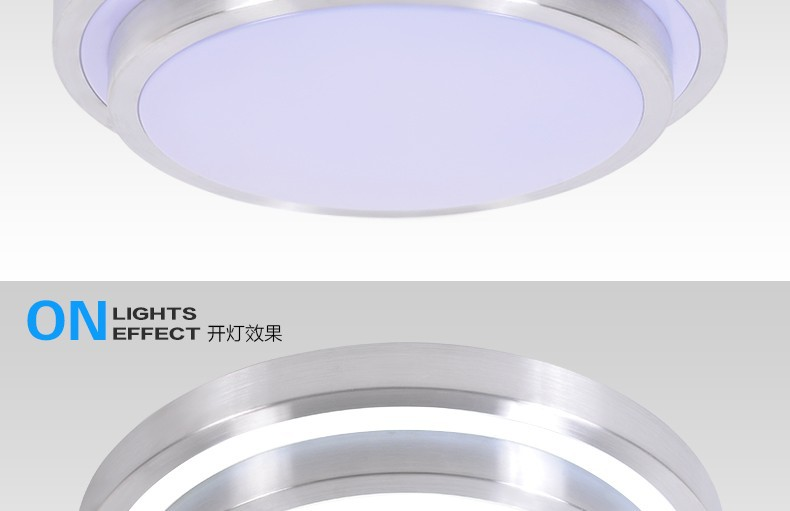 Modern Ceiling Lights Ac 220v 240v 12w 24w 36w 48w Led Ceiling Light Color Shell Remote Control Panel Lamp Fixture Living Room Rich And Magnificent Back To Search Resultslights & Lighting Ceiling Lights & Fans