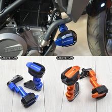 For CFMOTO 250NK 150NK 400NK 650NK CF400NK CF650NK 400 650 NK400 NK650 Frame Sliders Protector Motorcycle Falling Protection(China)