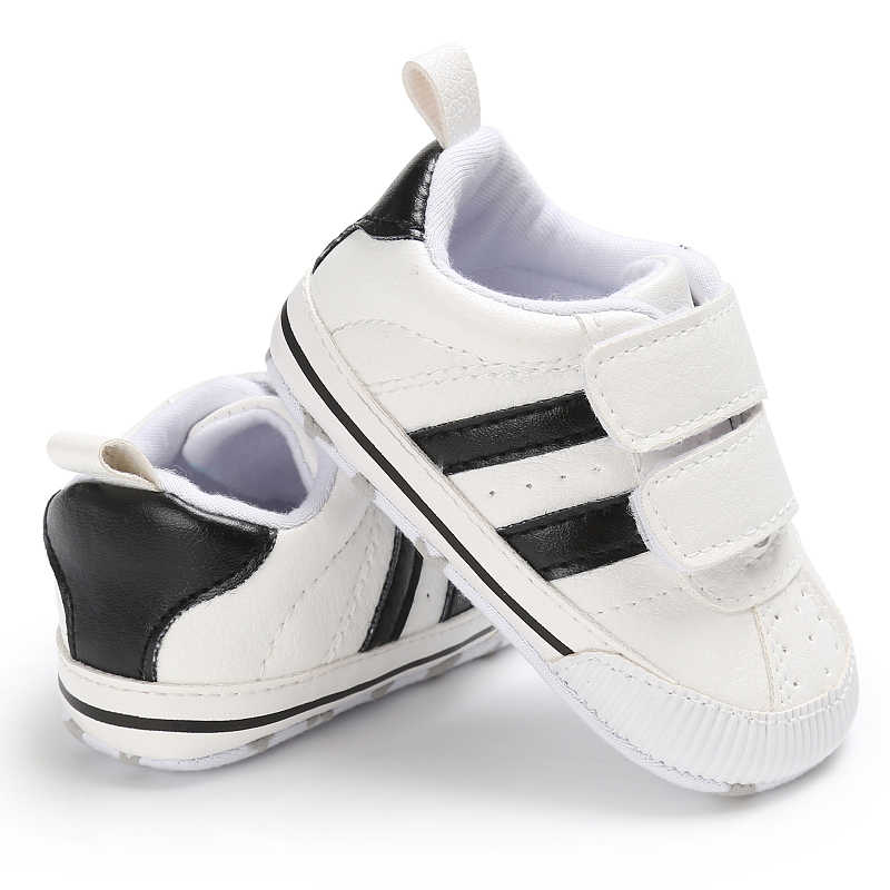acabf8c7 2019 bebé recién nacido niños niñas de suela suave Prewalker Zapatos bebé  niño zapatillas de deporte